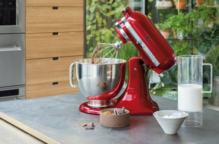 Планетарные миксеры KitchenAid